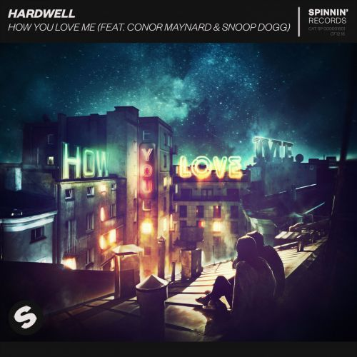 Hardwell Cover von How You Love Me