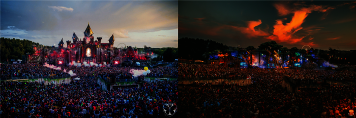Tomorrowland Mainstage 2015 2016