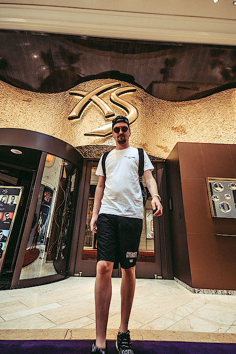 Robin Schulz XS Las Vegas Interview DJ MAG Germany