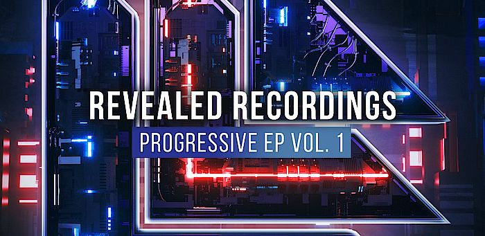 Revealed Progressive Cover