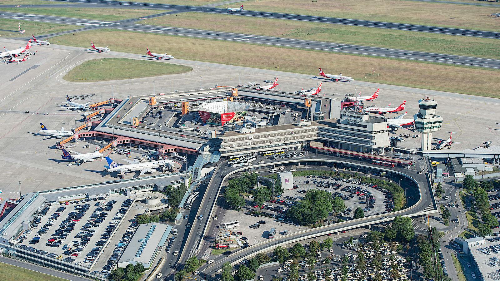 Flughafen berlin tegel wird vielleicht bald ein partyhotspot for Flughafen tegel