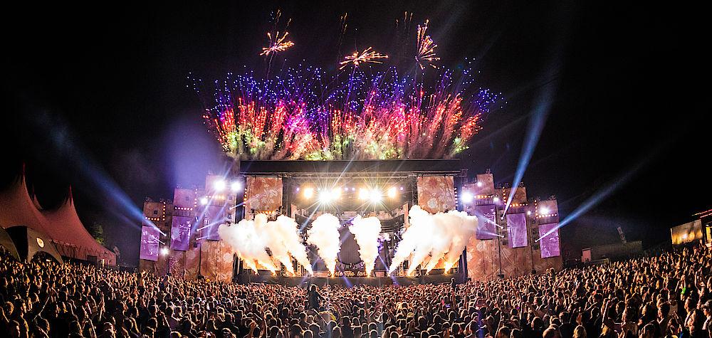 Tante Mia tanzt: Festival lässt Techno-Herzen höherschlagen