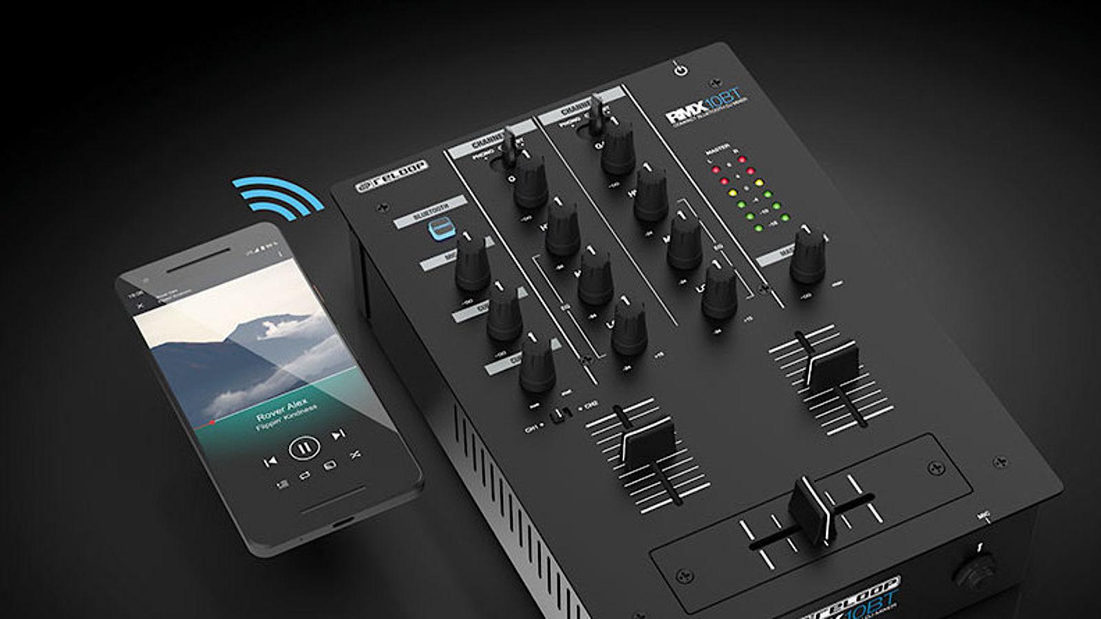 Reloop präsentiert den ersten DJ-Mixer mit 2 Bluetooth-Kanälen 0m 0d - DJ Mag Germany