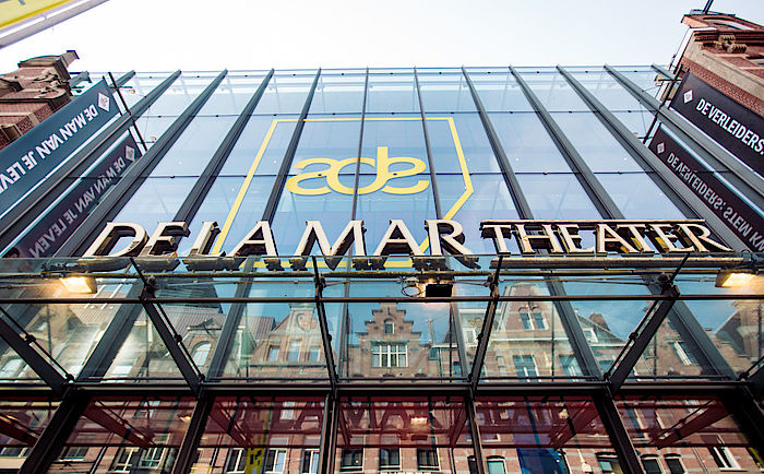 DeLaMar Theater in Amsterdam am Leidseplein