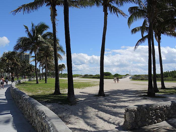 Miami hat Standorte
