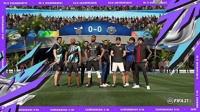 FIFA 21 Groundbreakers