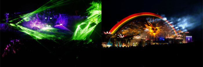 Tomorrowland Mainstage 2009 2010