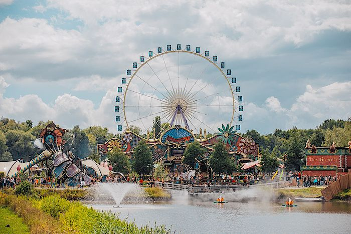 Tomorrowland Riesenrad
