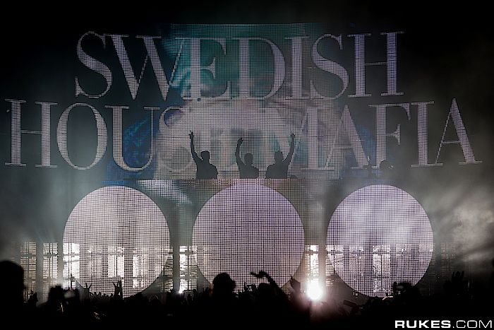 Swedish House Mafia Reunion ultra Music festival