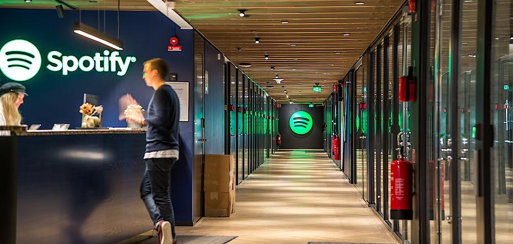 Spotify Persönlicher Jahresrückblick