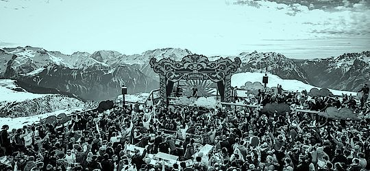 Tomorrowland Winter Stage