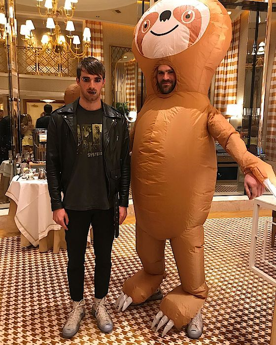 The Chainsmokers Halloween