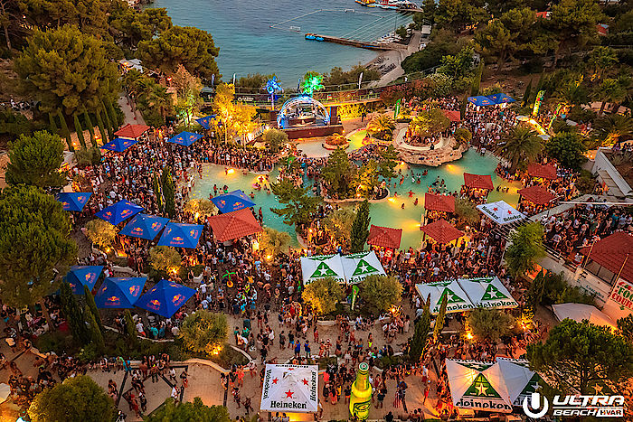 Ultra Beach Party Hvar