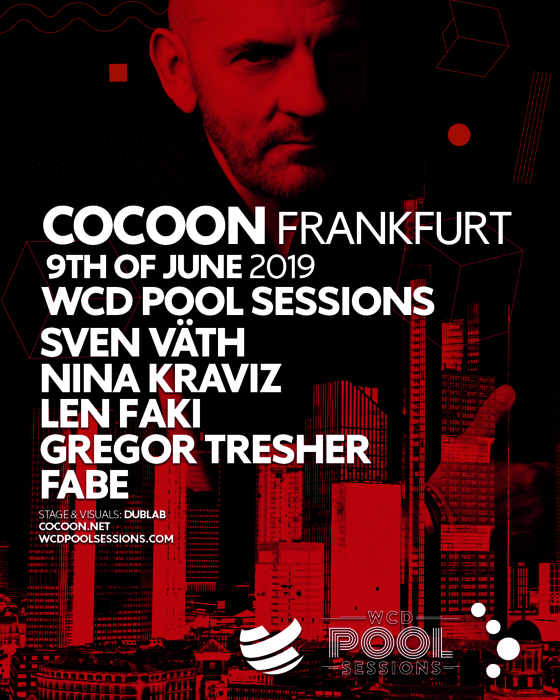 WCD Pool Sessions 2019 Cocoon