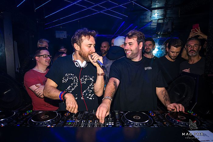 Jack Back & Ingrosso @MAD FOX